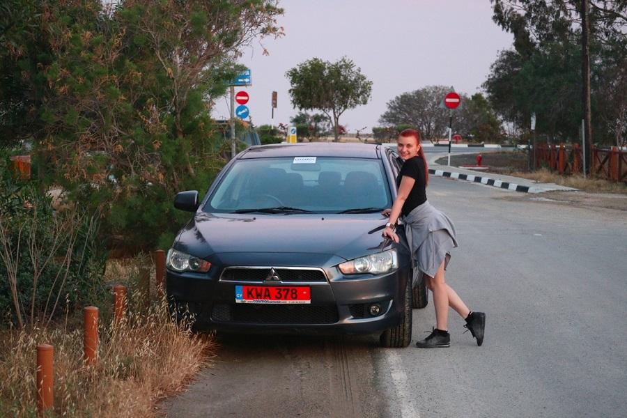 Прокат машины на Кипре личный опыт