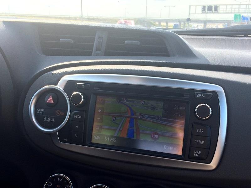 Аренда авто в Чехии навигатор