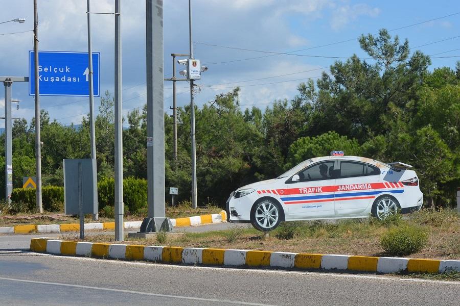 Полиция на дорогах Турции